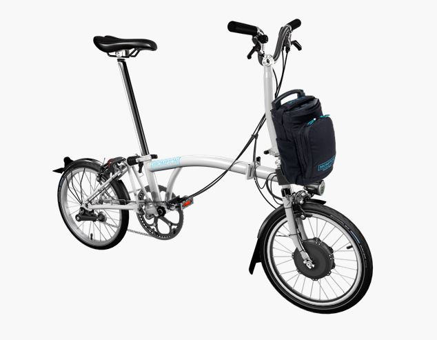 Brompton Electric M6LD - Bild 1