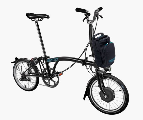 Brompton Electric M6LD - Bild 2