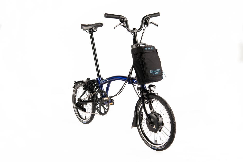 Brompton Electric M6LD - Bild 3